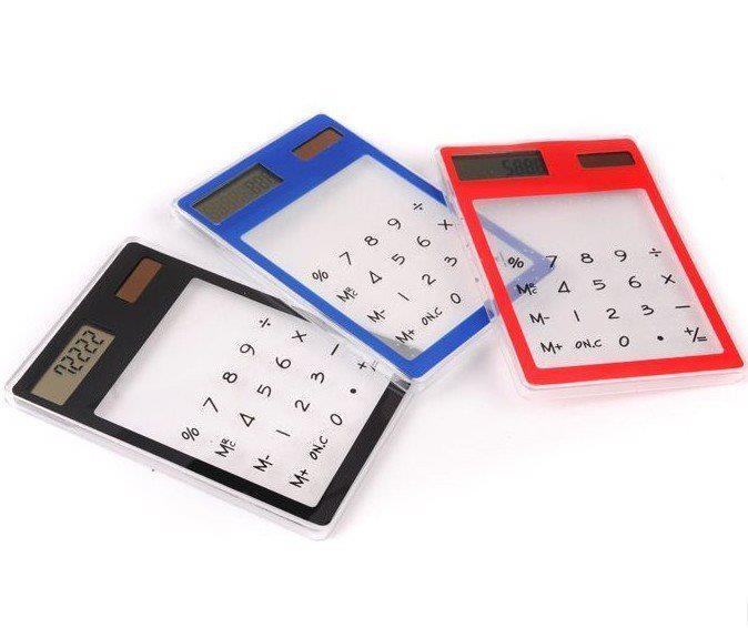 Kalkulator Transparan 3